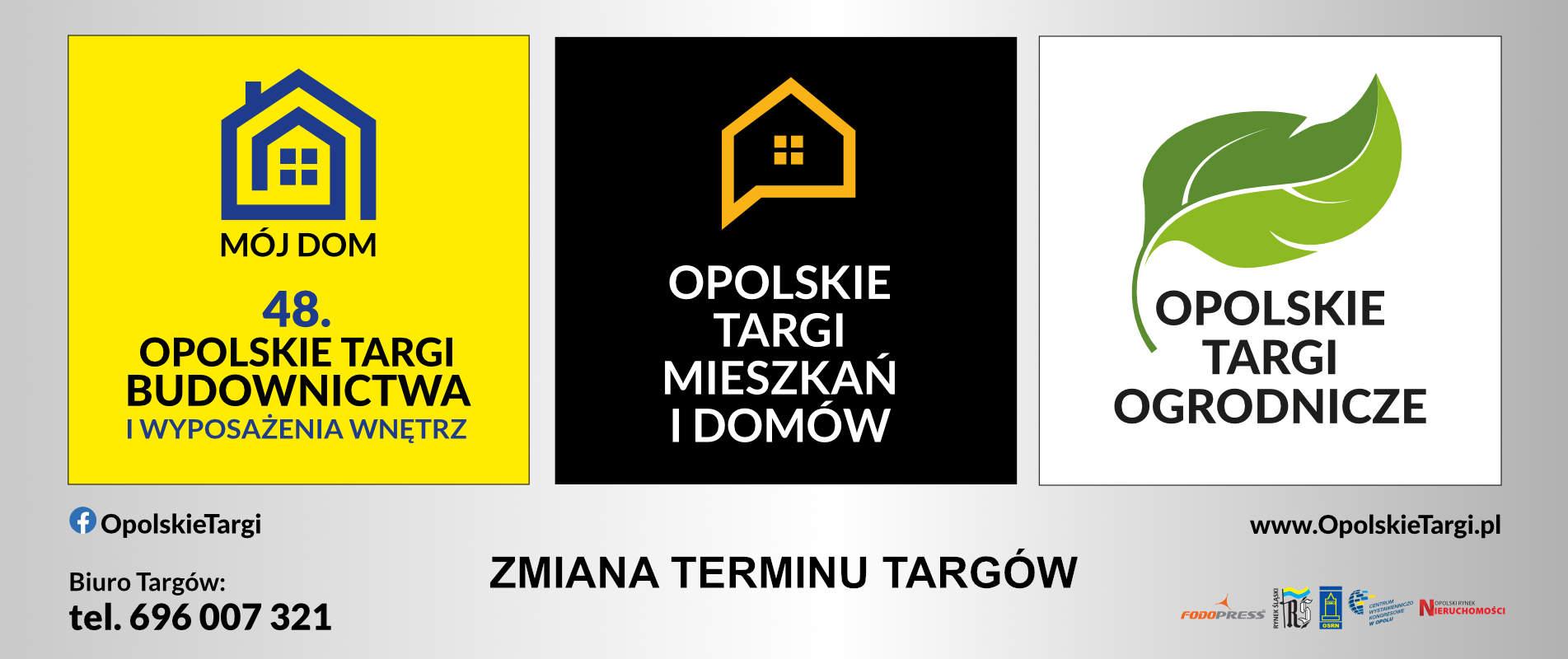 Opolskie Targi Budownictwa Wyposażenia Wnętrz Mieszkań Domów Ogrodnicze