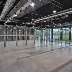 Plan powierzchni wystawienniczej Opolskich Targów Budownictwa